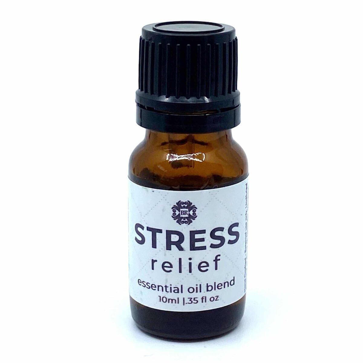 Bella Reina Spa Stress Relief Essential Oil