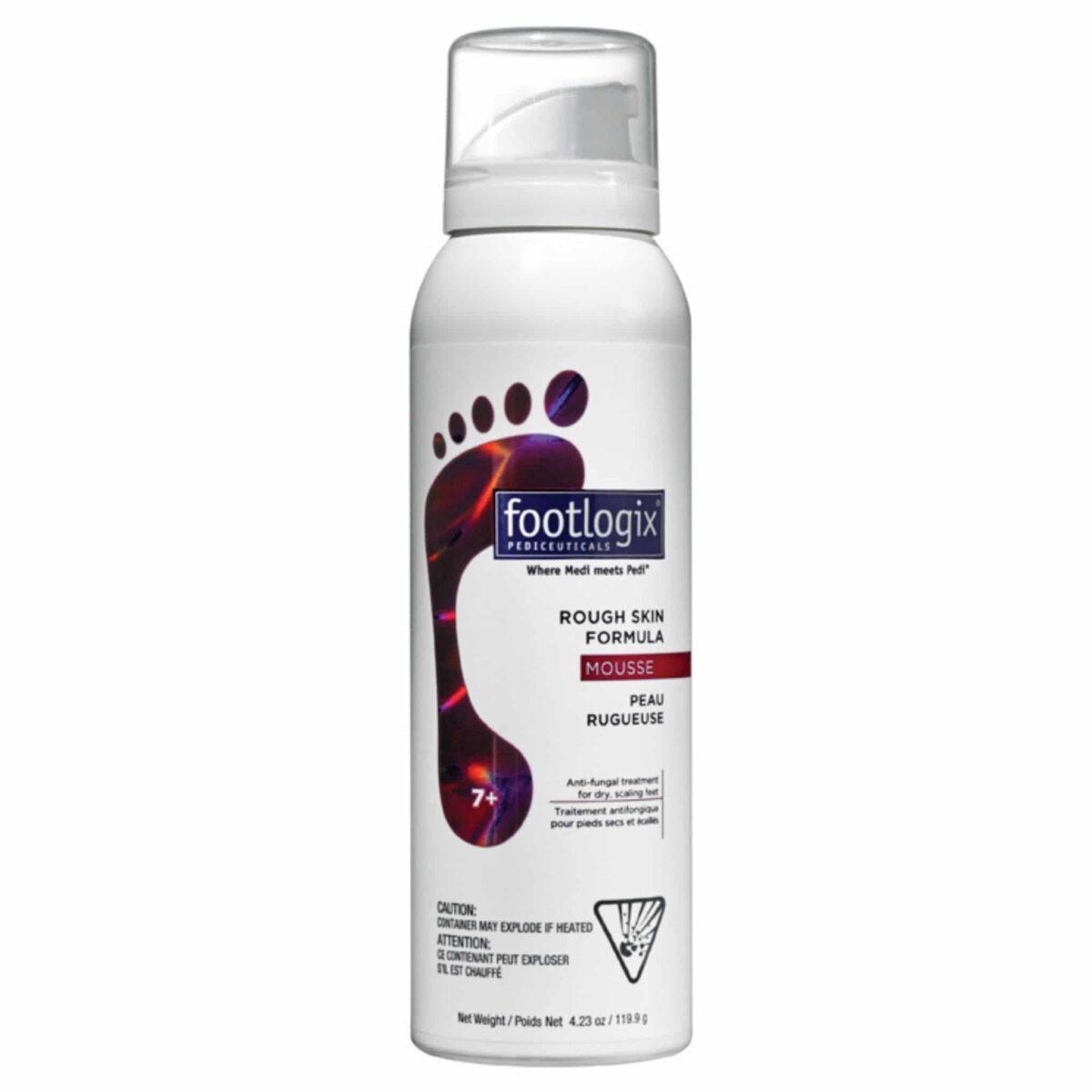 Footlogix Rough Skin Formula