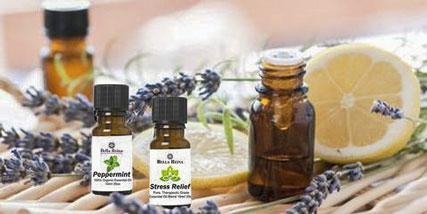 ways to use aromatherapy at Bella Reina Spa