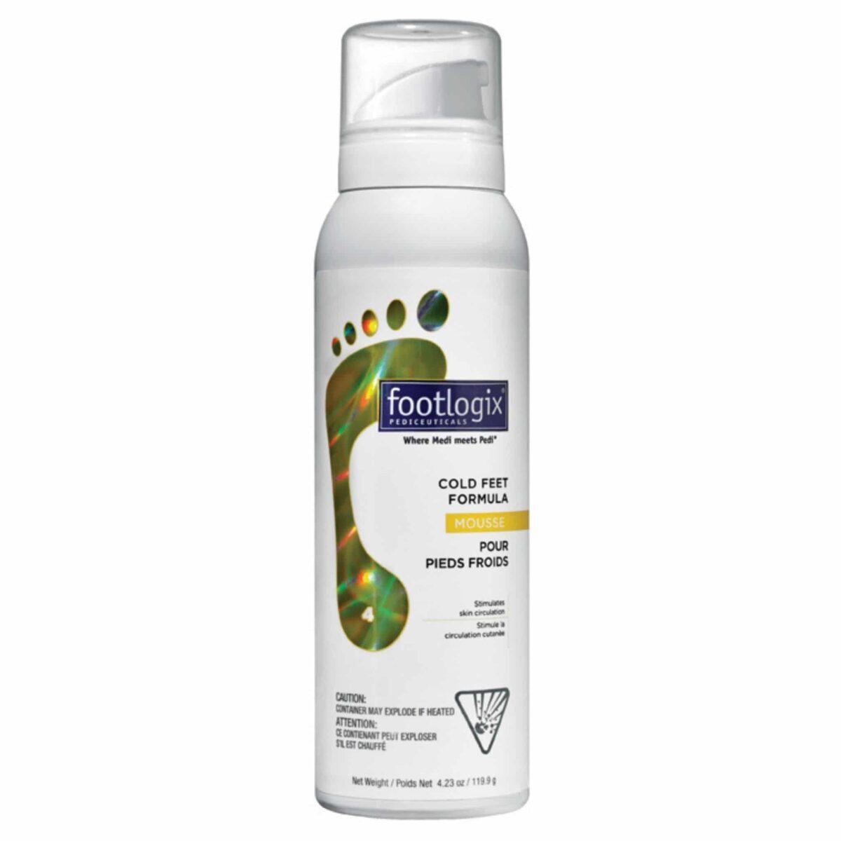 Footlogix Cold Feet Formula