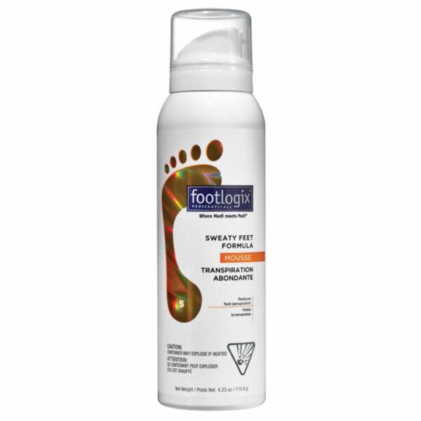 Footlogix Sweaty Feet Formula