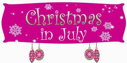 christmas in July at Bella Reina Spa