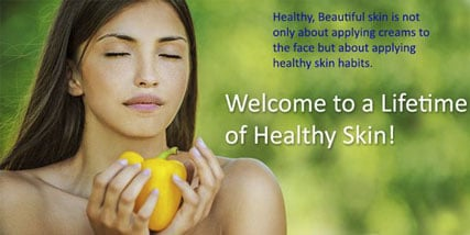 how do i get healthy skin at Bella Reina Spa