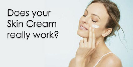 Miracle worker skin cream at Bella Reina Spa