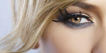 Brown eyes makeup tips at Bella Reina Spa