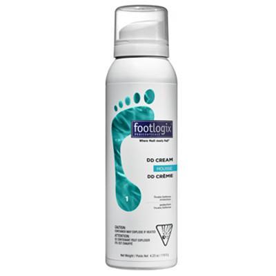 Footlogix® 1 DD CREAM Foot Moisturizing MOUSSE (4.2oz)