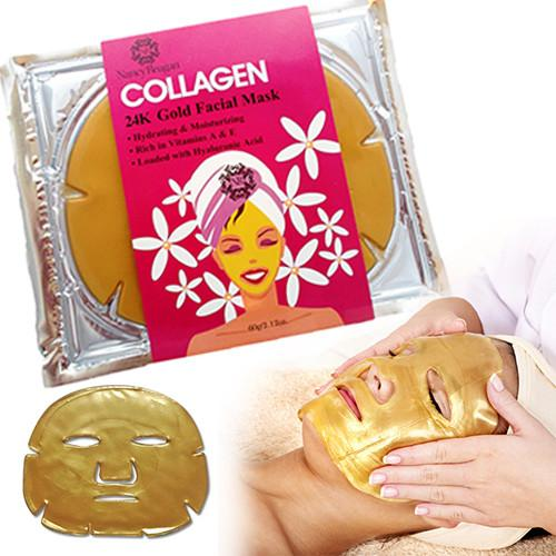 Bella Reina 24K Gold Collagen Face Mask