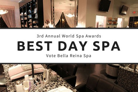 Help Us Win! North America's Best Day Spa [ World Spa Award ]