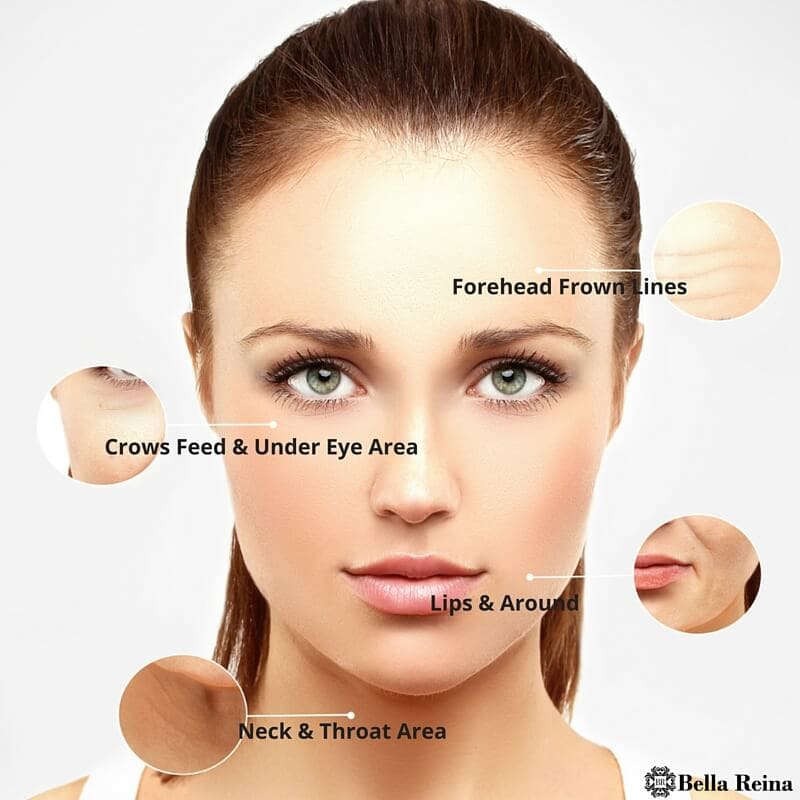 Give Yourself Facial Treatments for Wrinkles