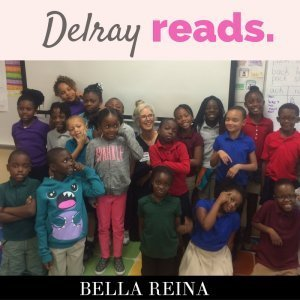 Bella Reina Steps Out to Support Delray Beach Education {with an idea}