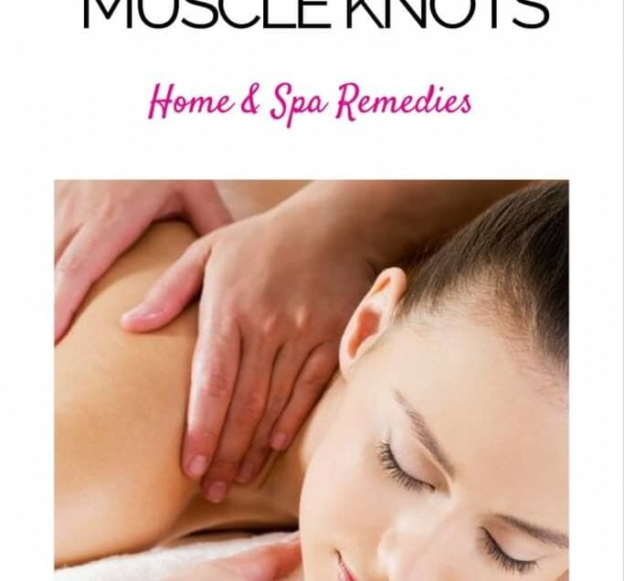 Muscle Knots and Will a Massage Help?