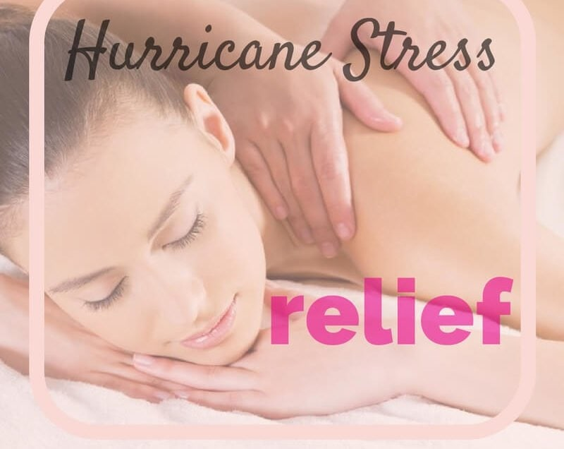 Hurricane Effects Include Muscle Aches and More!