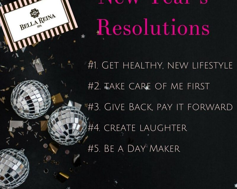 Cheers for Healthy New Year's Resolutions [5 Ways]