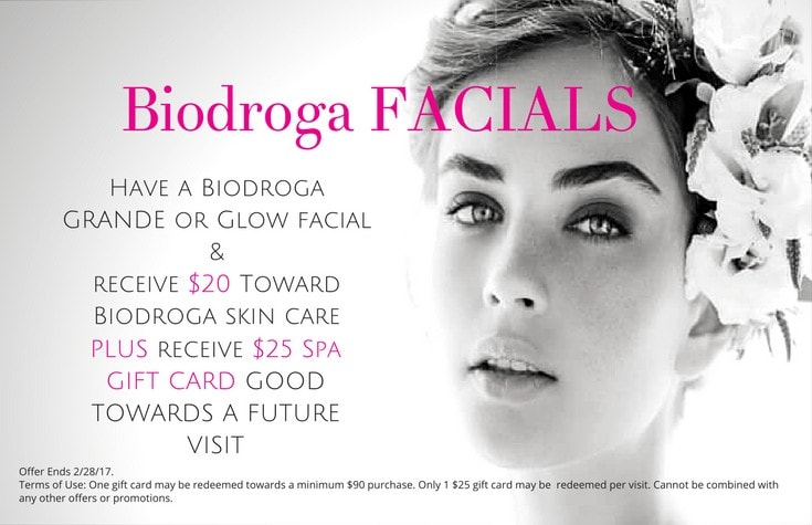 It's Genius! Biodroga Improves Skin Softness and Radiance.