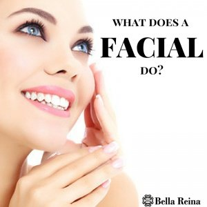 What does a facial do, exactly?