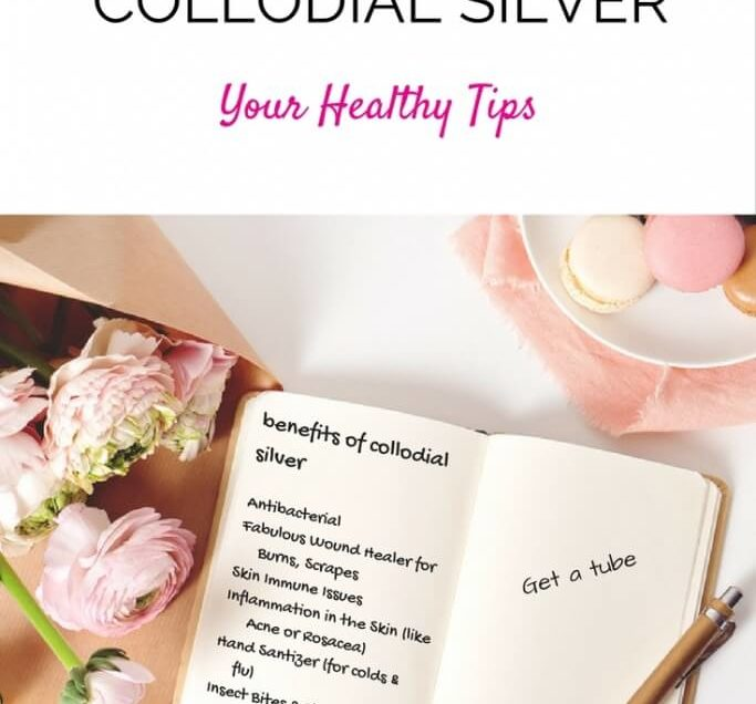 What is Collodial Silver and How Do I Use It?