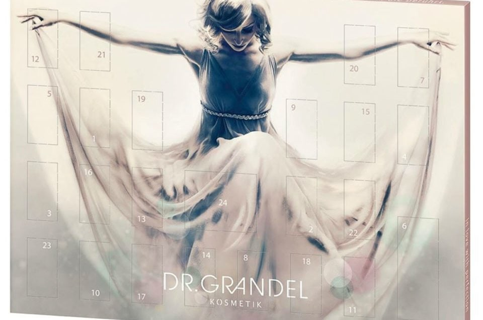 Dr. Grandel 2017 Limited Edition Calendar [Delivers Skin Happiness]