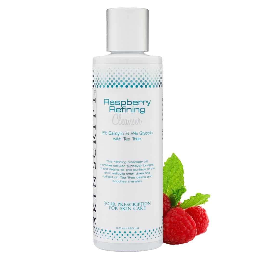 Skin Script Raspberry Refining Cleanser