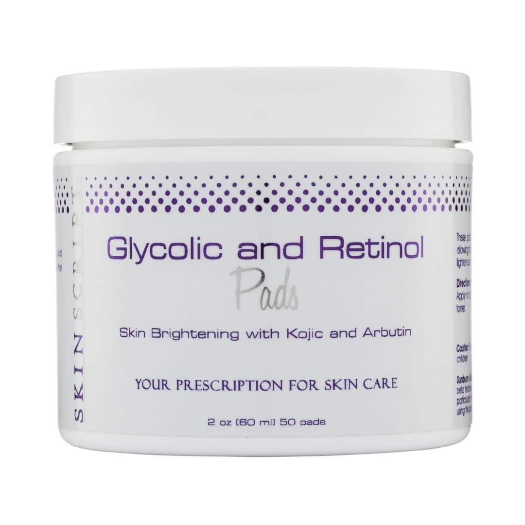 Skin Script and Retinol Pads