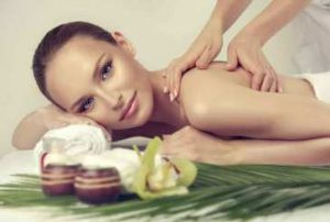 Massage Treatment at Bella