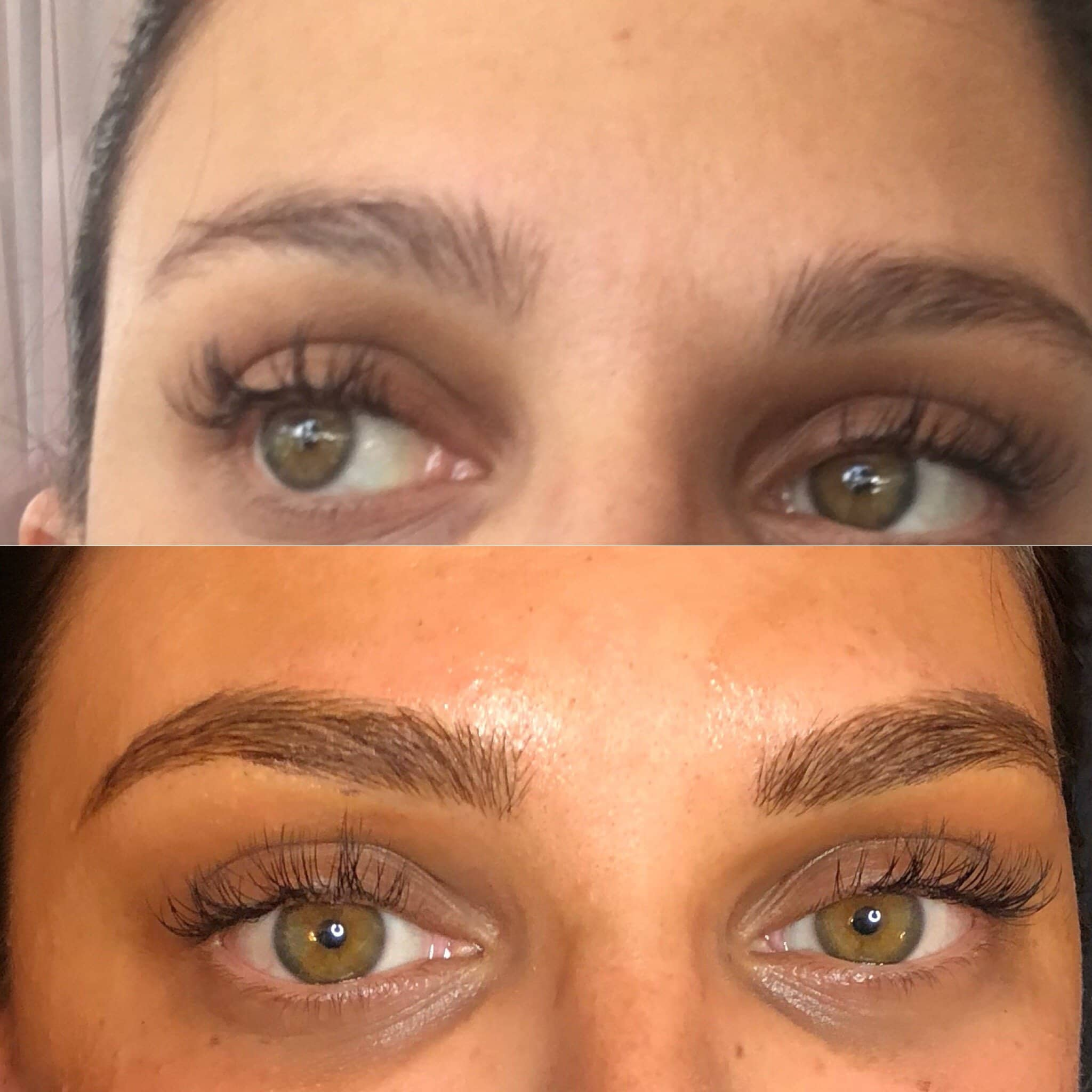 Delray Beach Microblading Microblading 3d Eyebrows Bella Reina Spa