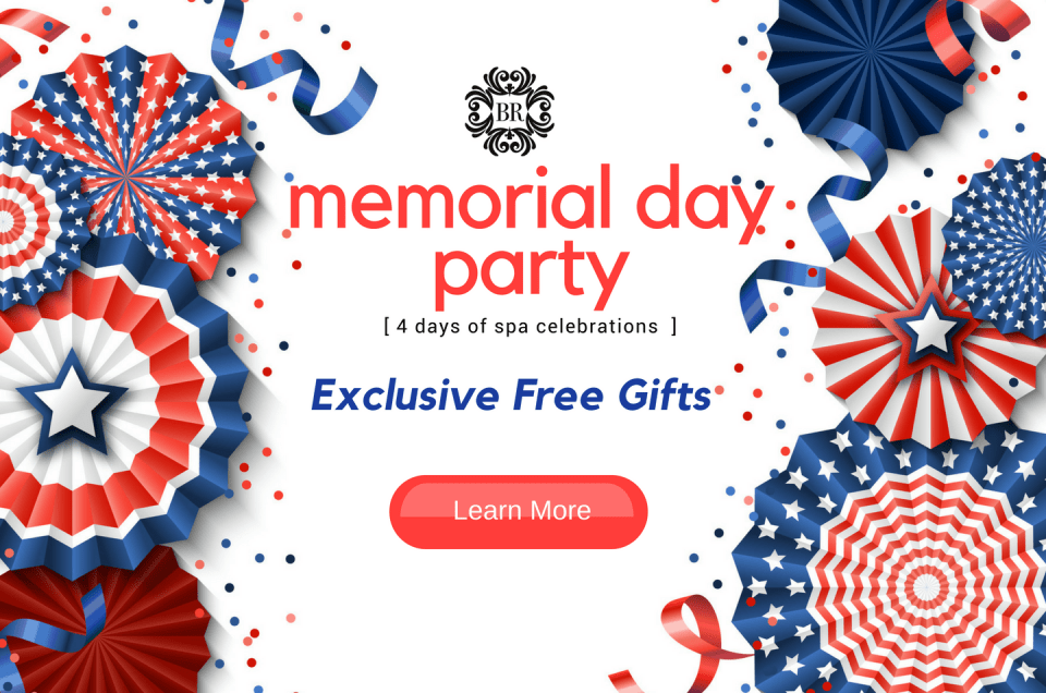 Memorial Day Spa Celebration [4 Days of Spa]