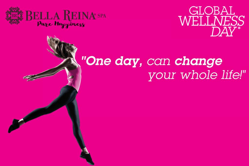 Global Wellness Day - Bella Reina Spa