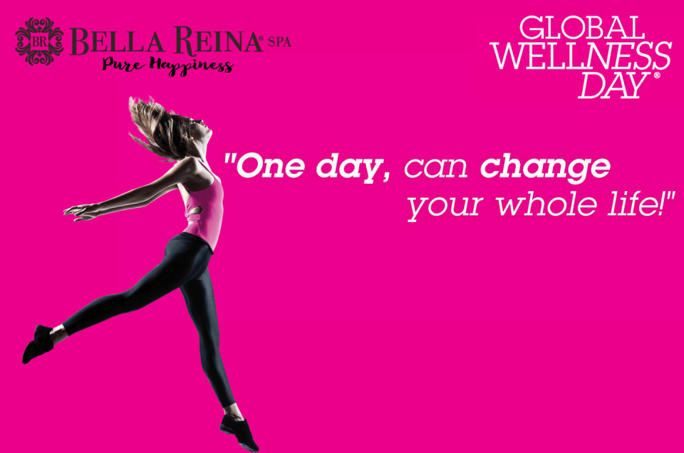 Global Wellness Day Celebration at Bella Reina Spa