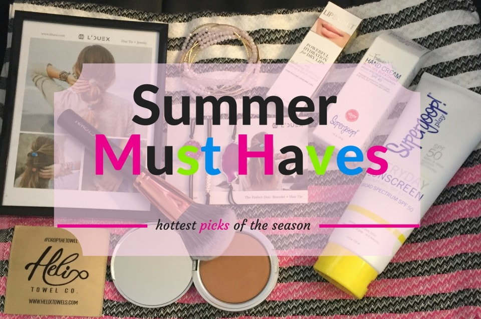 Summers hottest products