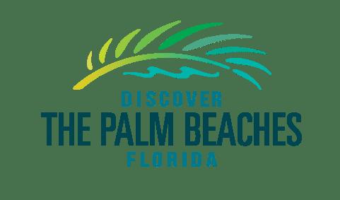 Discover the Palm Beaches Florida Logo