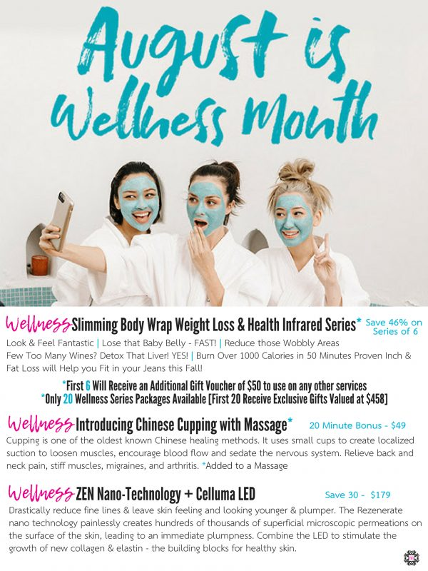 August Wellness Month