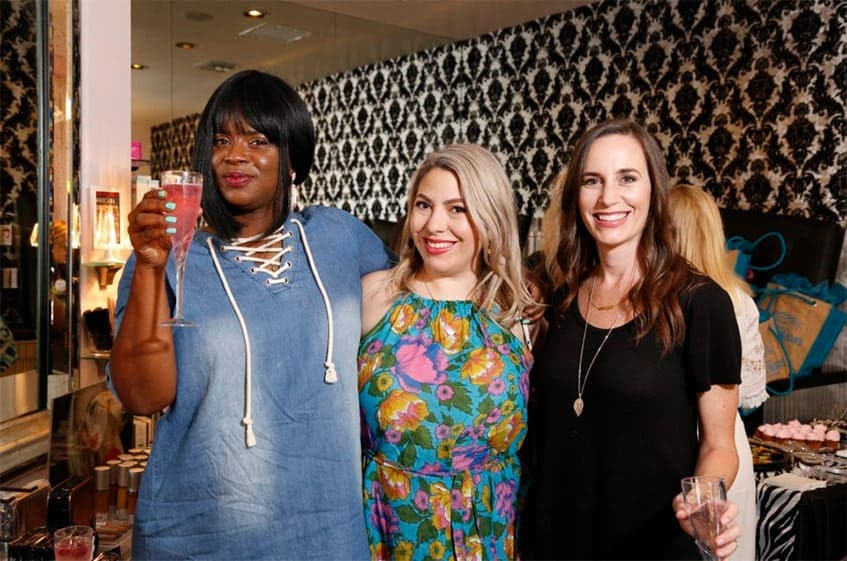 Palm Beach Bloggers and Writers Kickoff Spa & Wellness Month