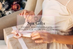 Dreamy Beautifying Spa Gifts by Bella Reina