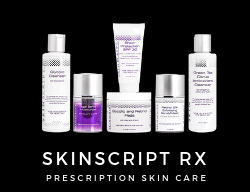 skin script rx skincare at bella reina spa