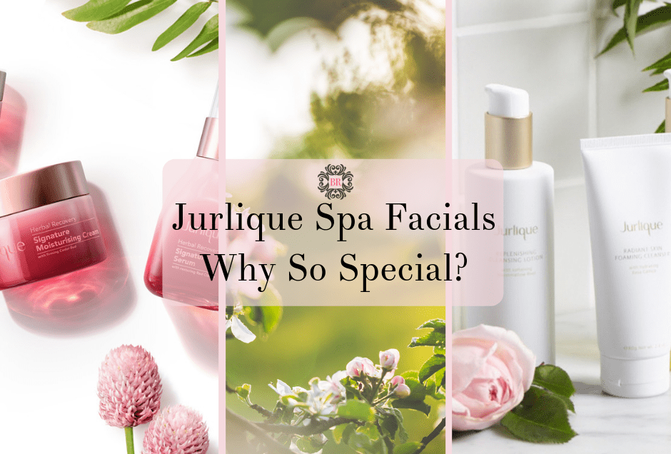 Jurlique Spa Facials at Bella Reina Spa