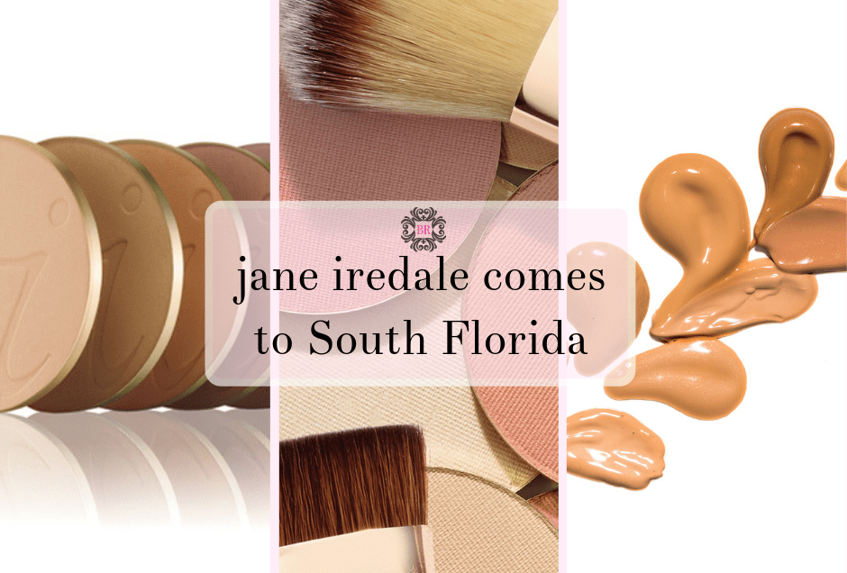 jane iredale Makeup Comes to Delray Beach in South Florida
