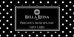 Precious Mom Spa Day Gift Card