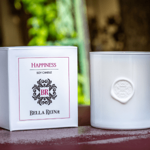 Soy Happiness Candle_Bella Reina