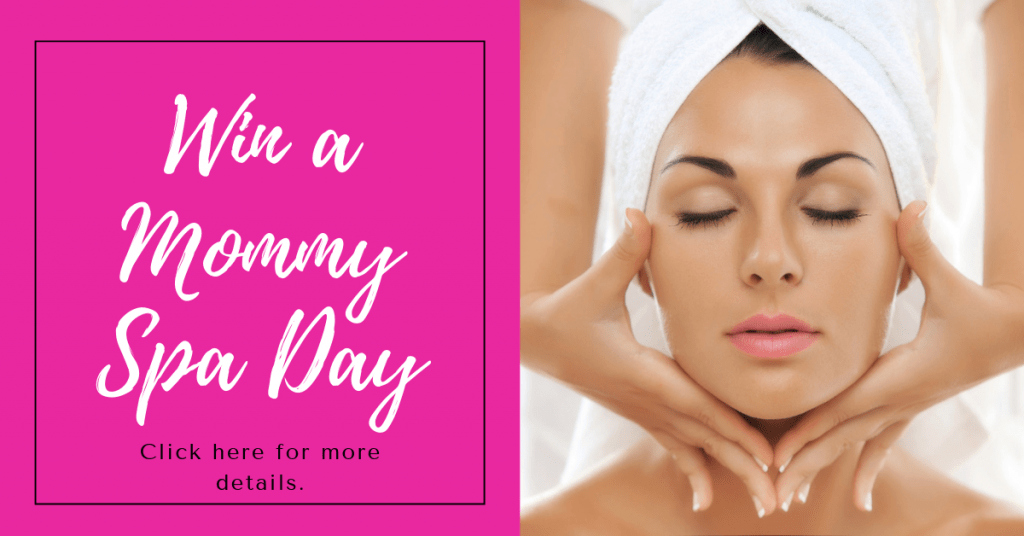 Win a Mommy Spa Day