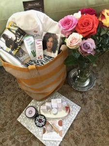 Define Your Beauty Giveaway Bag