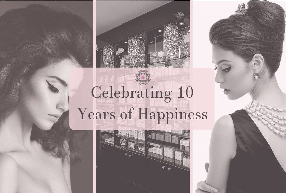 Celebrating 10 Years of Happiness - Anniversary Party
