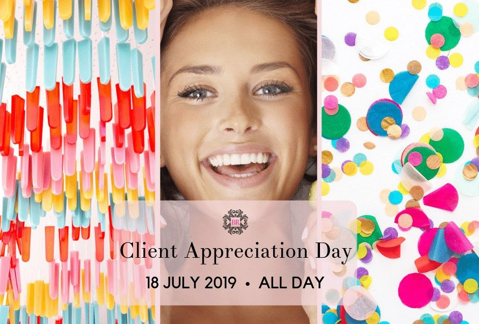 Client Appreciation Day with All Day Spa Specials