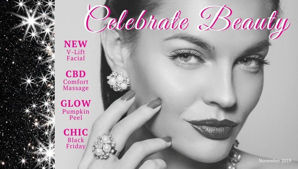 November Spa Specials Celebrate Beauty