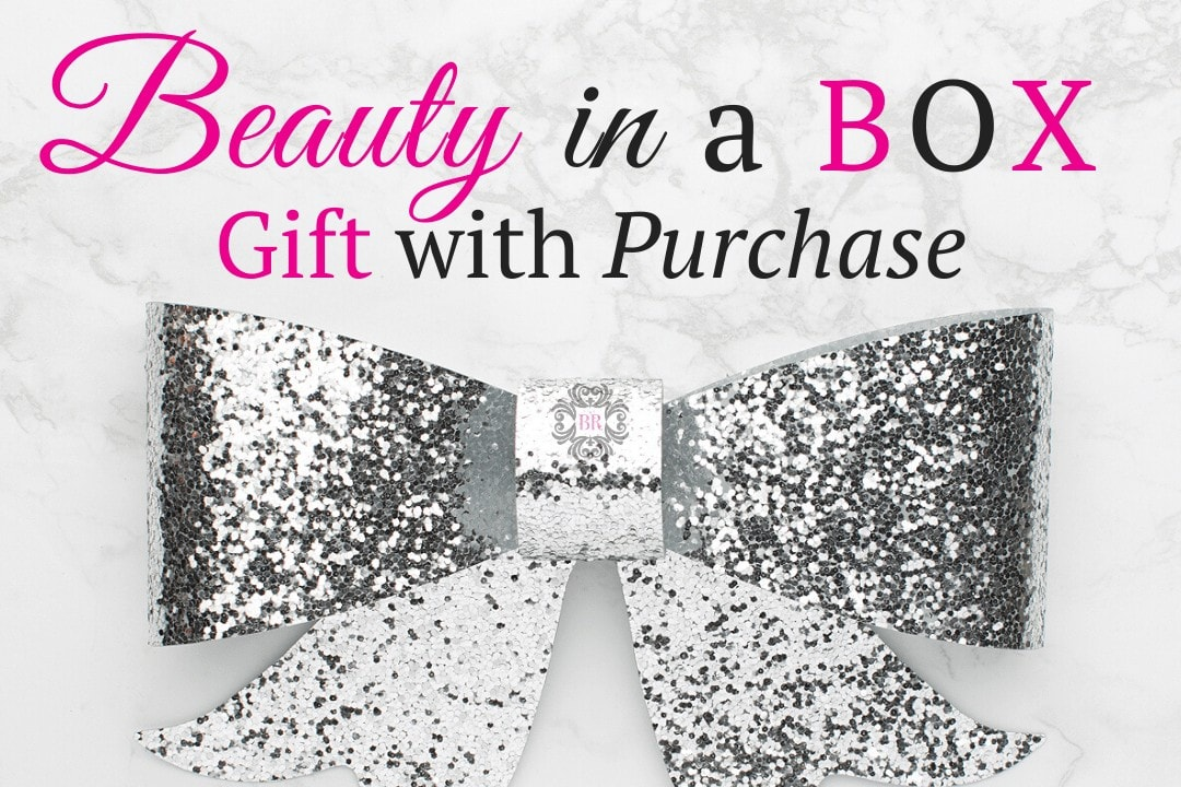 Beauty in a Box Gift with Purchase