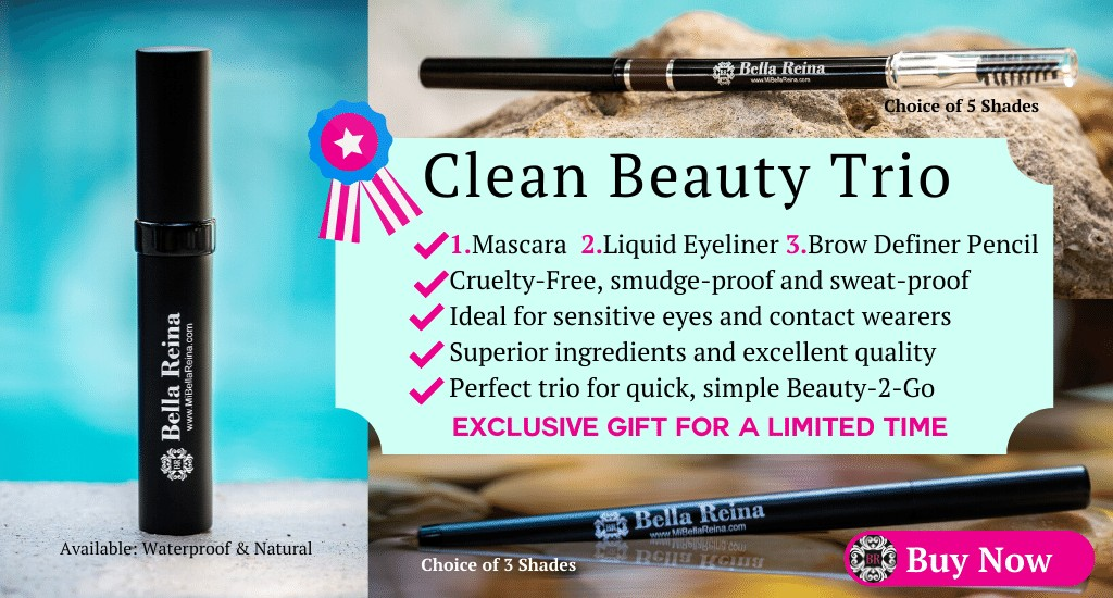 Clean Beauty Trio_Bella Reina