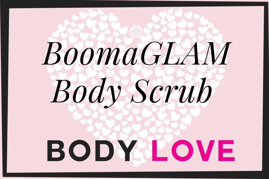BoomaGlam Body Scrub