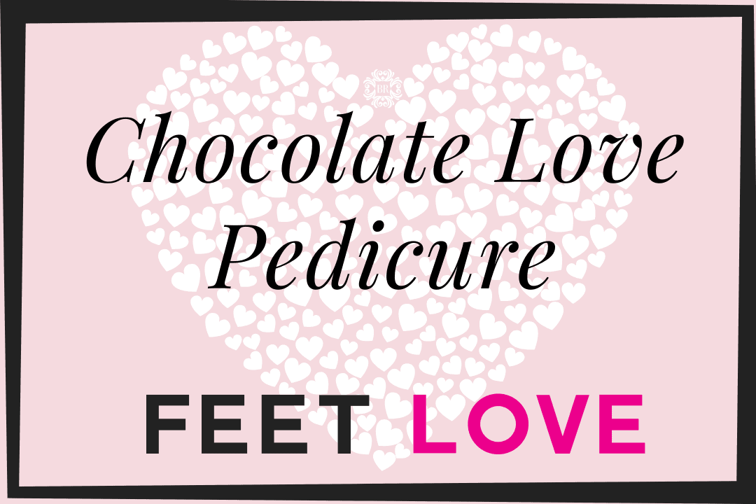 Chocolate Love Pedicure
