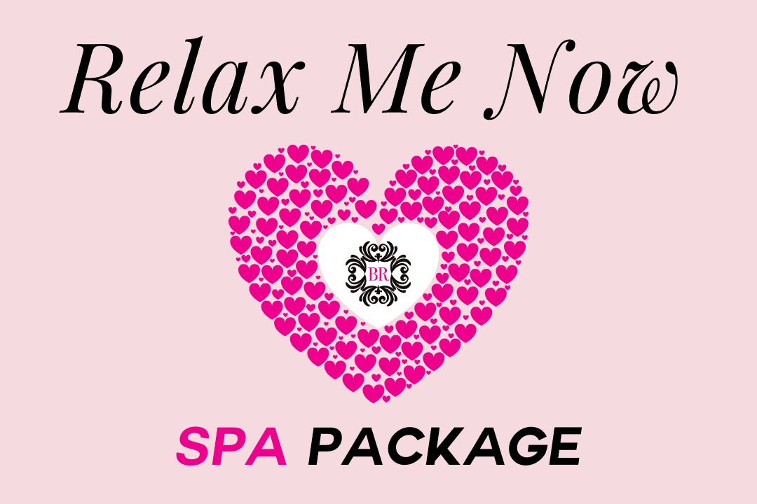Relax Me Now Spa Package