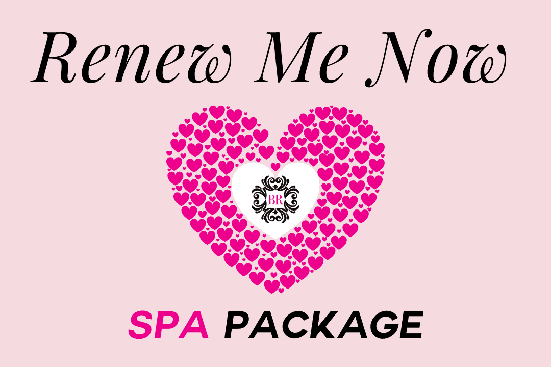 Renew Me Now Spa Package