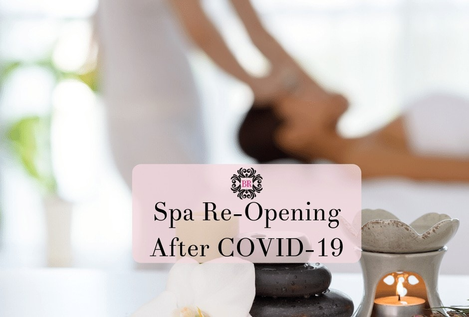 Spa Re-Opening After COVID-19
